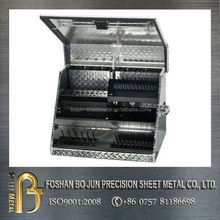 ISO certificated custom portable aluminum tool box , tool cabinets made in china