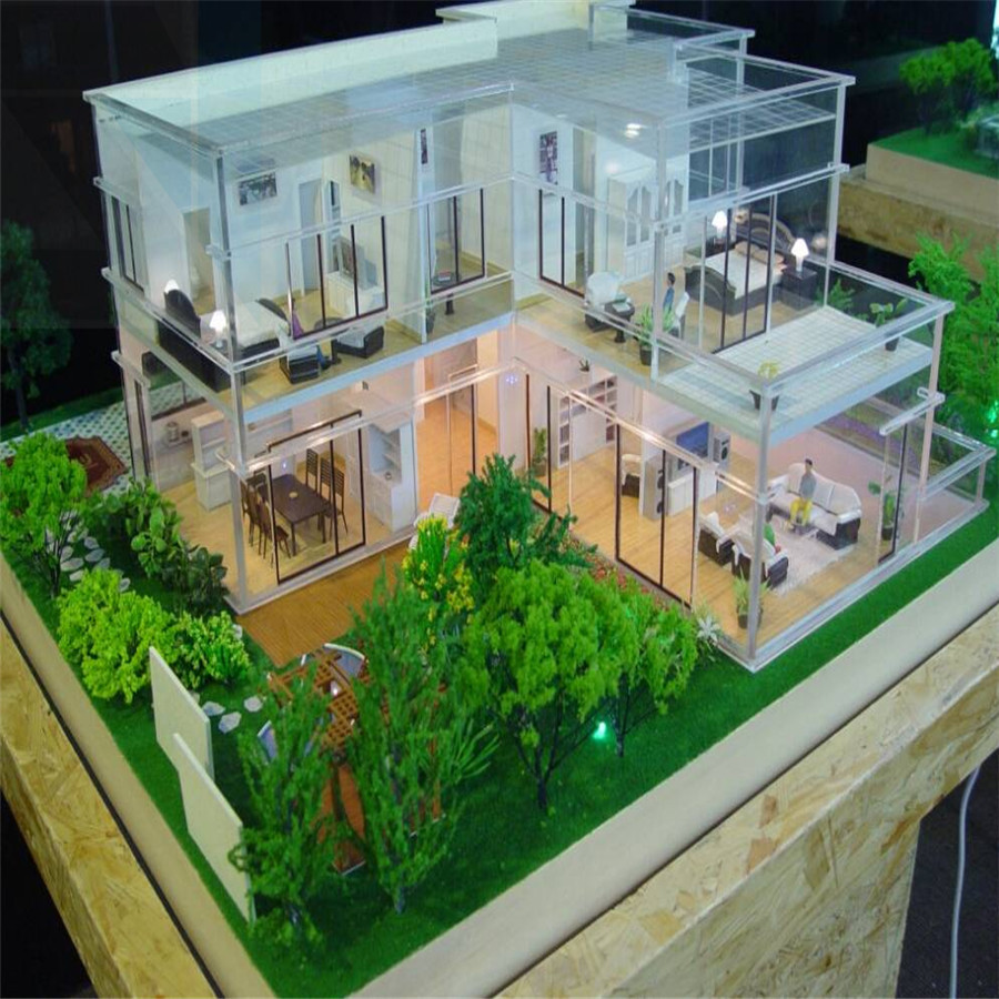 Architecture Design Service Real Estate Villa Interior