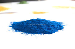 Superb blue pigment used in Colored Cold mix& Warm mix& Hot mix asphalt pavement and so on