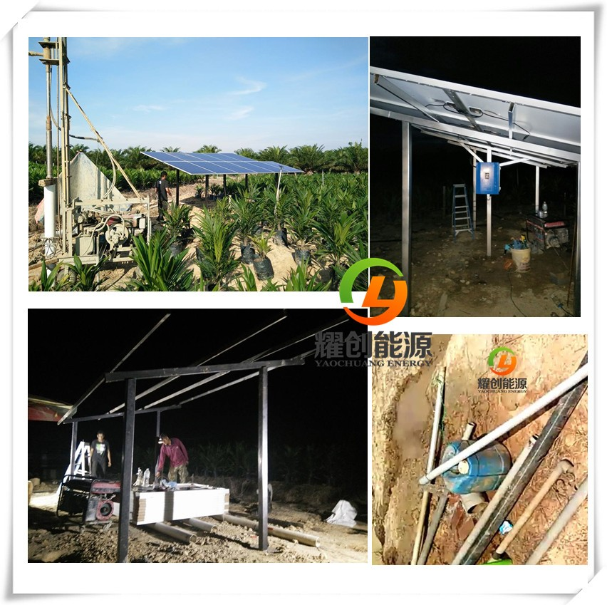 solar water pump system 137