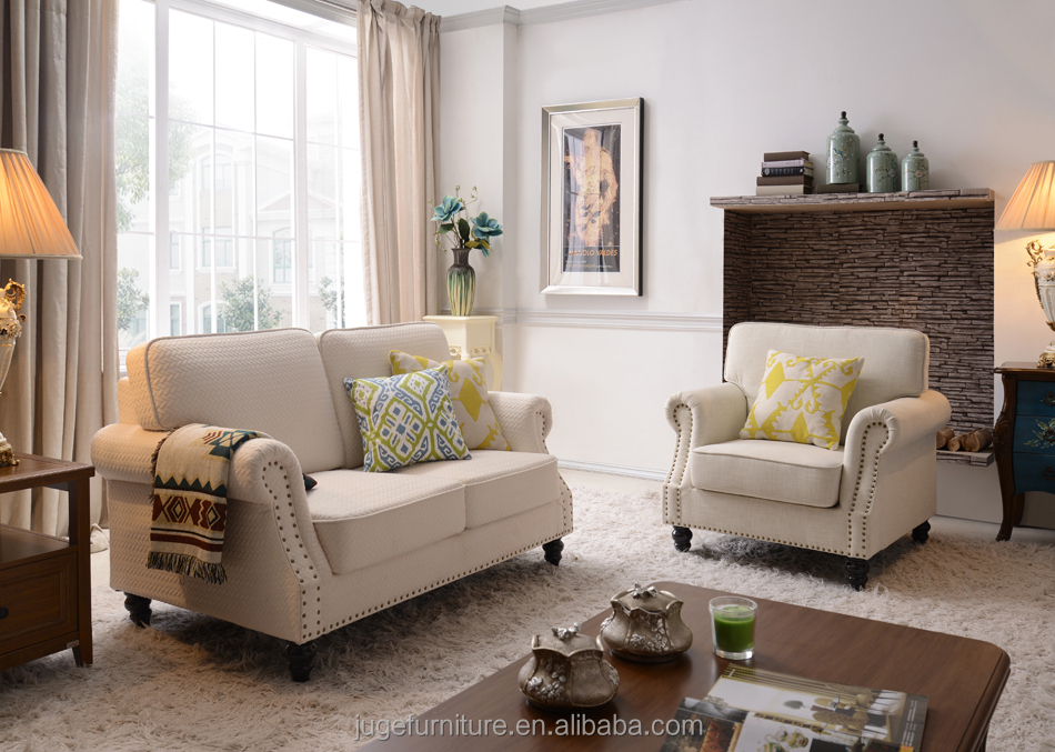 Living Room Furniture Of American Style Fabric Sofa Set Buy 2 Seats Living