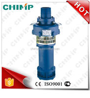 4 HP 3KW hot sale QY series cast iron oil oil-immersed oil filled borehole centrifugal submersible pump large flow mine