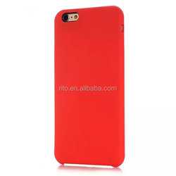 Plastic with Silicone Hard Case for iPhone6 4.7inch