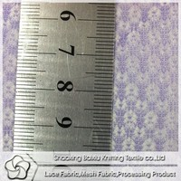Top wholesale polyester fashion bling diamond fabric for germent/ wedding dress/pannier