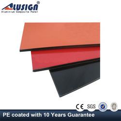 Alusign super quality outdoor aluminium composite panels dealers in kerala