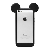New Korea classic cute cartoon animal big ear mickey mouse soft silicone bumper case For iphone4 4s/5 5s/6 6s/6plus 6s plus