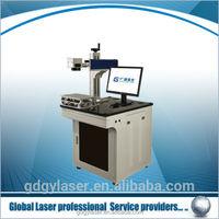 cheap handheld fiber laser marking machine 10w on lamp/knife/spoon/phone case
