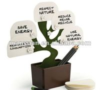 CT-112 Portable Qualy Note Tree Flowers/Qualy Desk Bonsai