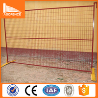 Australian /Canada Type Removable Galvanized Temporary Fence (High security)