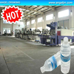 2L bottle Well received Automatic pet bottle mineral water plant cost