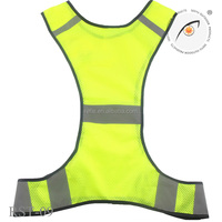 roadway high visibility motorcycle or running wholesale reflective safety vest
