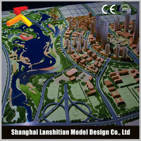 3D technology architectural model for sale