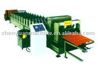 Roofing rolling machine,coloured glaze tile forming machine,steel sheet roll former