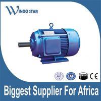 electric hoist motor three phase 7.5kw 380V AC Conical motor