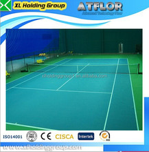 good price pvc floor tile for table tennis court