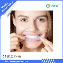 dental teeth whitening strips, better than toothpaste