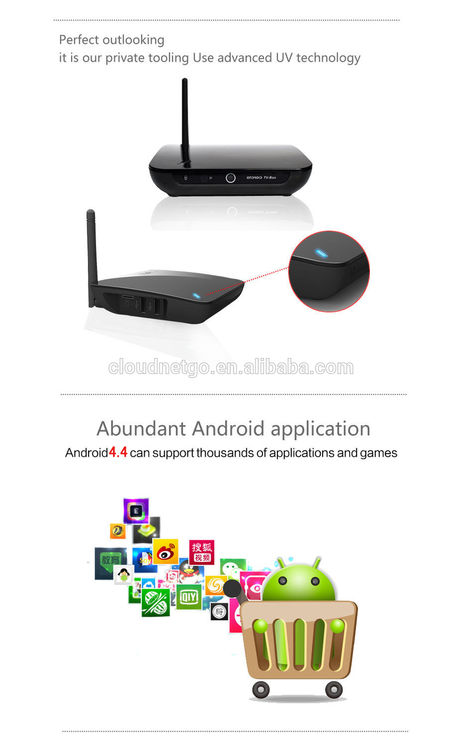legoo android tv box cs968/cr11s cloudnetgo XBMC media player full hd 1080p porn video android tv box google media player