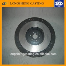 OEM hot sale Good Quality Low price of Cast iron Flywheel