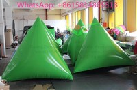 2015 Hot sale brand new extremely funny outdoor PB02 inflatable bunker paintball
