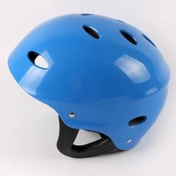 blue skateboard helmet, skate helmet, light weight helmet