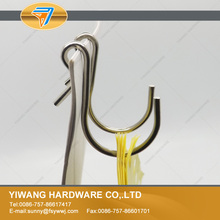10 years manufacturer high quality wholesale s hook hanger for kitchen pot pan