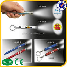 Novelty Multi-function promotional LED Promotional pen, LED advertising pen