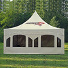 HS inflatable tailgate tent,inflatable garage tent,nemo inflatable tent
