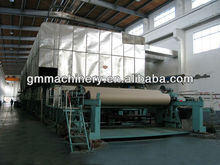 2013 automatic New Waste Kraft Paper Making Machine
