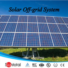 Factory Price 20w Panel 1kw-5kw Home Application 3kw Solar Energy System