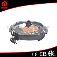 High quality pizza pan/electric soup pot/electric multi cooking pot