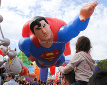Giant Advertising Inflatable Superman / Inflatable Flying Superman Replica