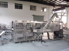 New technology 3 gallon barrel filling production line