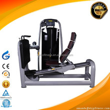 2015 Best selectorized Commercial fitness equipment gym machine Body building Machine Leg Press