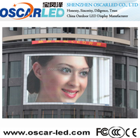 Outdoor SMD LED Display p6 full color large stadium led screen with free china xxx movie