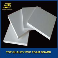 5mm hard forex pvc foam board for celling