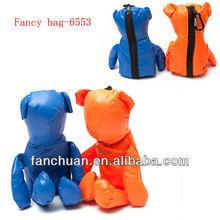 Fashion Bear Shaped Foldable Shopping Bag