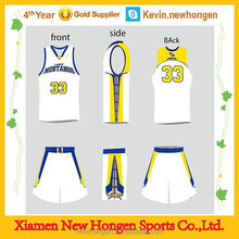 High quality new products basketball league shirts