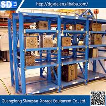 Wholesale china import mold rack,mold storage rack,shelf with drawer