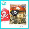 Pirates headband pirate eye patch earrings halloween head props