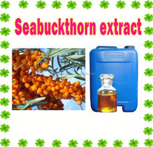 Free-radicals Clearance Seabuckthorn oil