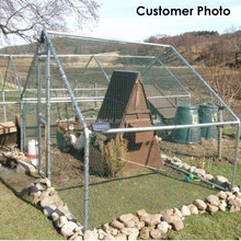 Chicken Coop/2m x 3m Walk In Dog Kennel Pen Run Outdoor Exercise Cage