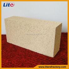 ceramic kiln high alumina insulating fire brick