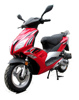 hot selling best seller high quality mature gas scooter with EEC