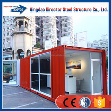 prefabricated welded container house
