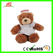 R0078 China Supplier Custom Soft Plush Nurse Bear Toy