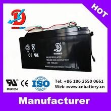 High Efficiency Solar Energy Storage Battery 12v150ah