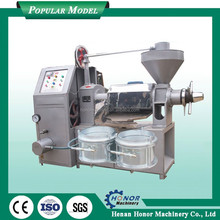 Electric High Quality Homemade Cotton seeds Oil Press