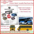 líneas de producción de autobuses escolares