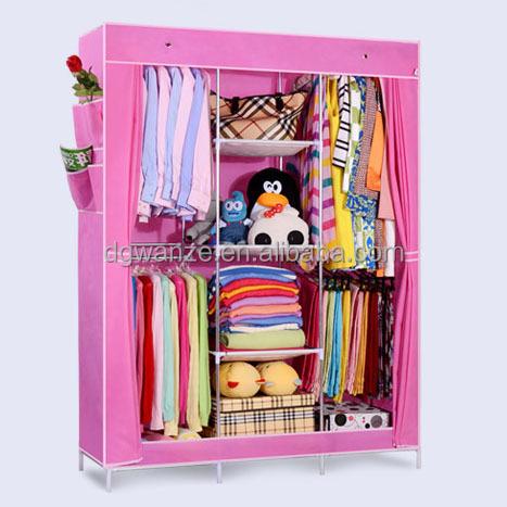 wardrobe baby murah 3