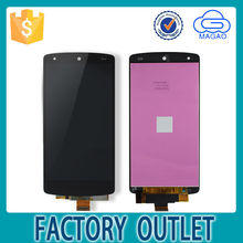 100% tested before shipping For LG Google Nexus 5 D820 D821 LCD Digitizer With Touch Screen Frame Assembly